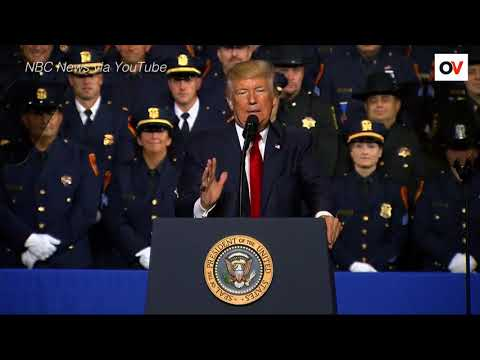 Did Donald Trump Suggest Police Brutality Was Okay?