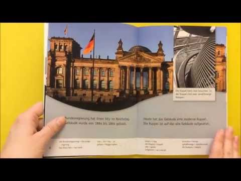 Berlin – mitten in Europa, Deutsche Kultur · DigiLesen C, QRbog nr. 341 fra DigTea