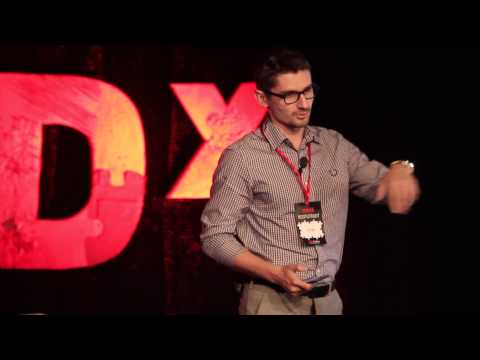 What door to door sales taught me: Tomáš Rosputinský at TEDxKosice 2013