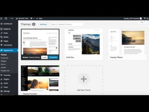 Web hosting php wordpress