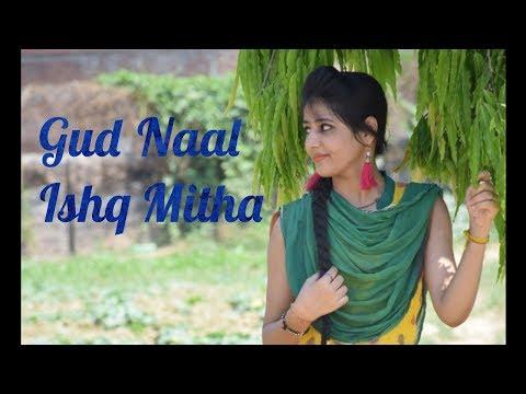 Gud Naal Ishq Mitha   Manmeet Arora Choreography   Ek Ladki Ko Dekha Toh Aisa Laga  
