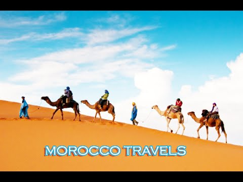 Morocco Sahara travel adventure