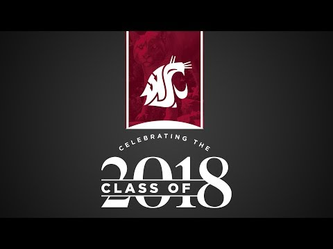 WSU Fall Commencement 2018 (captioned)