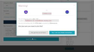 Status Contribution Tutorial: How to Contribute using MEW (MyEtherWallet) on Tuesday, June 20th. thumbnail