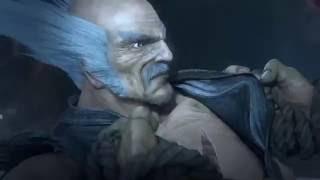 Расширенный трейлер игры׃ TEKKEN 7 E3 2016