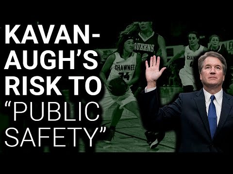 """Kavanaugh Coaching Girls Basketball Reported as """"Public Safety"""" News"""