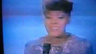 Dionne Warwick  sings Aretha- Who