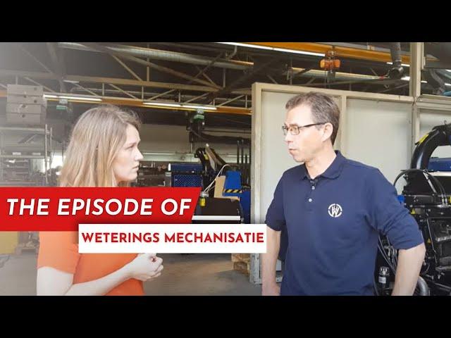 De (af)levering van... Weterings Mechanisatie | Tuinbouw machines | afl. 8
