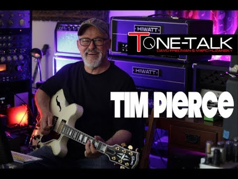 Ep. 20  - Tim Pierce on Tone Talk - Top Session Musician - Real Amps or Modelers?