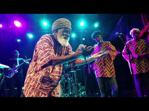 The Abyssinians. African Race. Portland,Oregon 2017