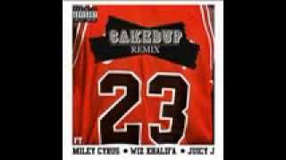MILEY CYRUS - #23 FT. WIZ KHALIFA & JUICY J (CAKED UP REMIX)