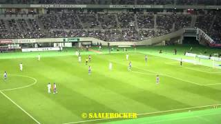 J League 2012 - FC Tokyo vs. Urawa Reds - Tokyo fans