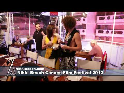 Nikki Beach Cannes Film Festival 2012 Day 2