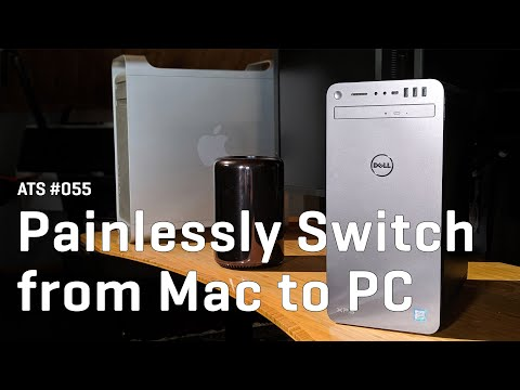 Approaching the Scene 055: Painlessly Switch from Mac to PC thumbnail