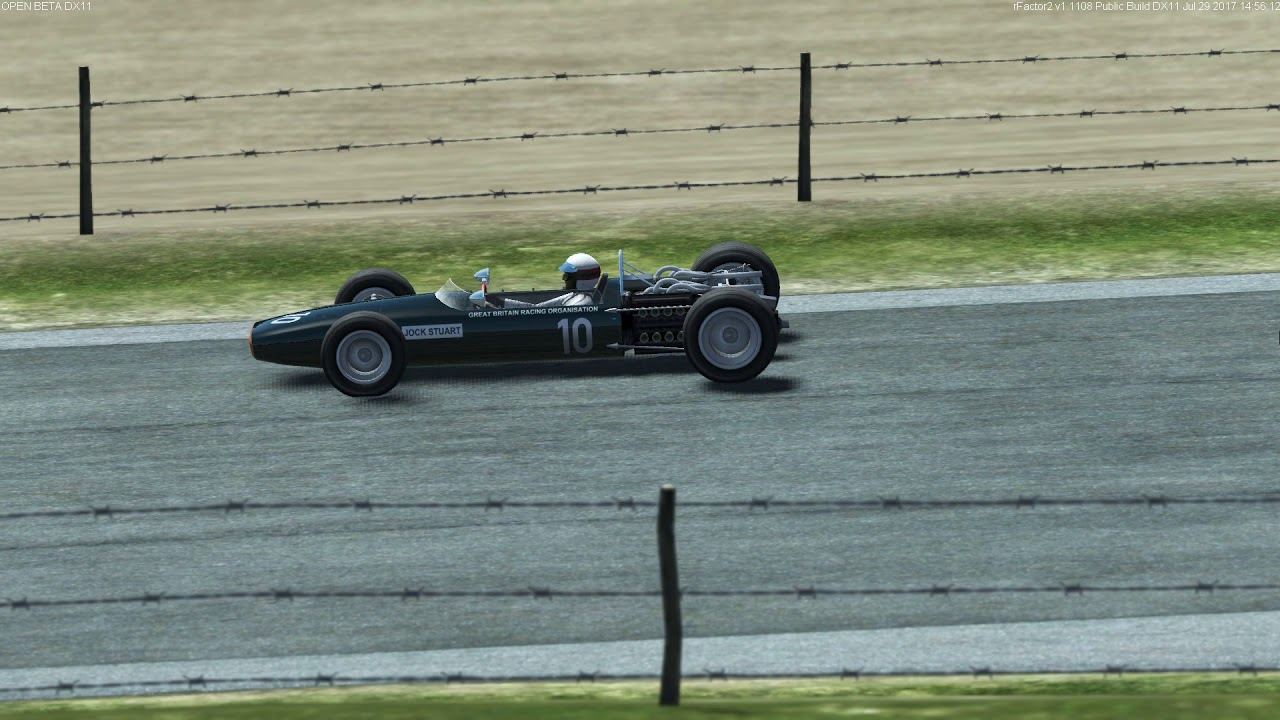 WIP) F1 Legends Racing 2 0 | RaceDepartment - Latest Formula