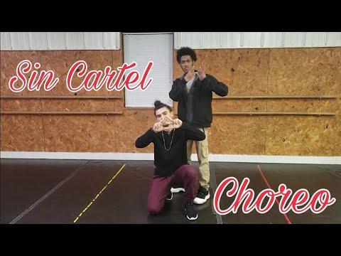 Sin Cartel Choreography