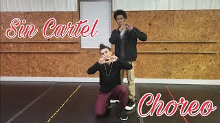 """Sin Cartel Choreography """"Magic in the Hamptons"""" By Social House ft. Lil Yachty (studio version)"""