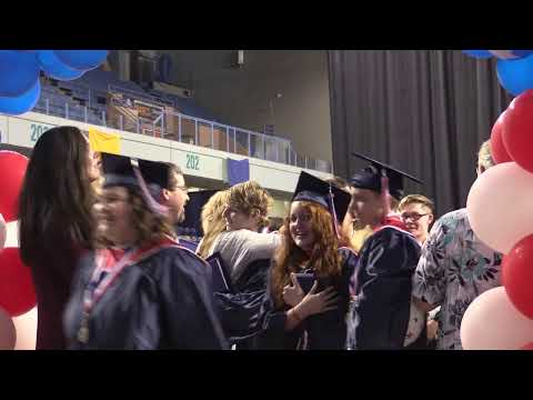 2019 North Pole High School Graduation