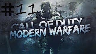 Call Of Duty 4 : Modern Warfare - Missão 11 PT1 (All Ghillied Up)