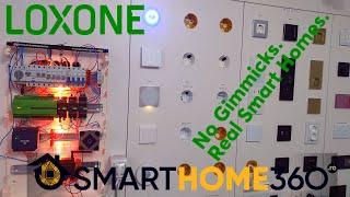Teste pe Smart Home Loxone - Teaser EP01 proiect Casa Extra Smart