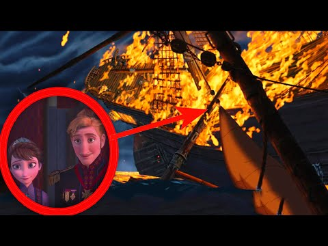 Thumbnail: Top 5 Disney Theories