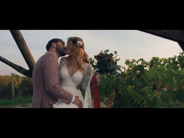 Podzimní svatba Lucky a Matěje (svatební klip)