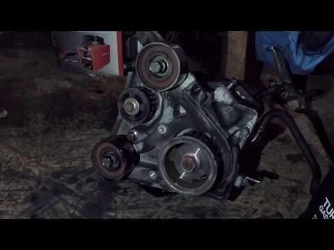 Видео Капитальный ремонт двигателя форд