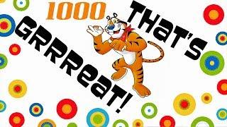 MrGamesRus 1000th Video- HD
