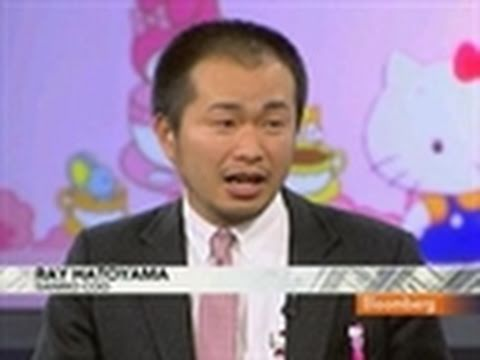 Hatoyama Says Sanrio Is Shifting Strategy to Licensing