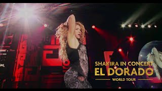 Shakira - Chantaje (Live In Concert El Dorado) ft. Maluma