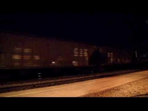 CSX Coal Train Huntington, WV [HD]