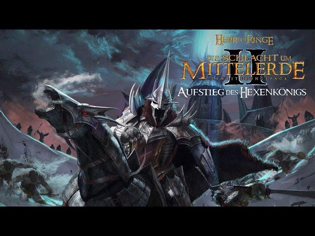 Schlacht um Mittelerde 2: Aufstieg des Hexenkönigs 🧙 [Schwierigkeit: Brutal]