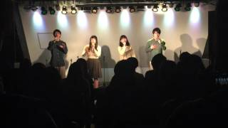 2015.10.24 (sat) 『HAND! vol.10』 TSUNAMI ー よつば (smooth ace cover)