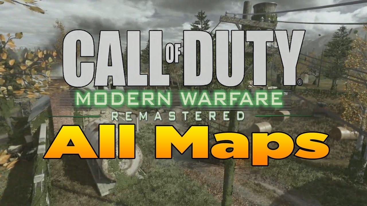 ALL 16 MAPS!!! Call of Duty 4 Modern Warfare Remastered Call Of Duty All Maps on commander keen 4 maps, modern warfare maps, battlefield 4 maps, midnight club 4 maps, black ops maps, gears of war 4 maps, call of duty 3 maps, call of duty: roads to victory, call of duty zombie maps, sins of a solar empire maps, assassin's creed 4 maps, call of duty all maps, call of duty waw maps, super smash bros 4 maps, call of duty uo maps, fallout 4 maps, advanced warfare maps, call of duty 2 maps, call of duty ghosts maps, call of duty world at war maps,