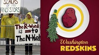 Should Washington Redskins Change Their Name? NO.