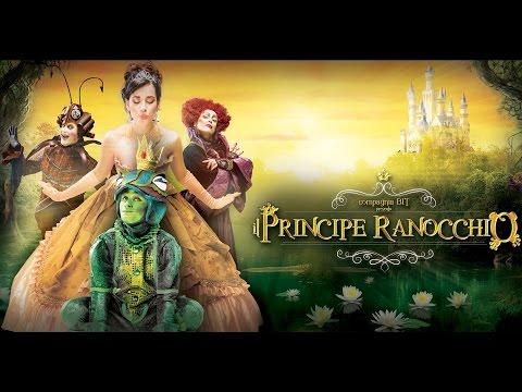 Il Principe Ranocchio MUSICAL - Trailer 2015