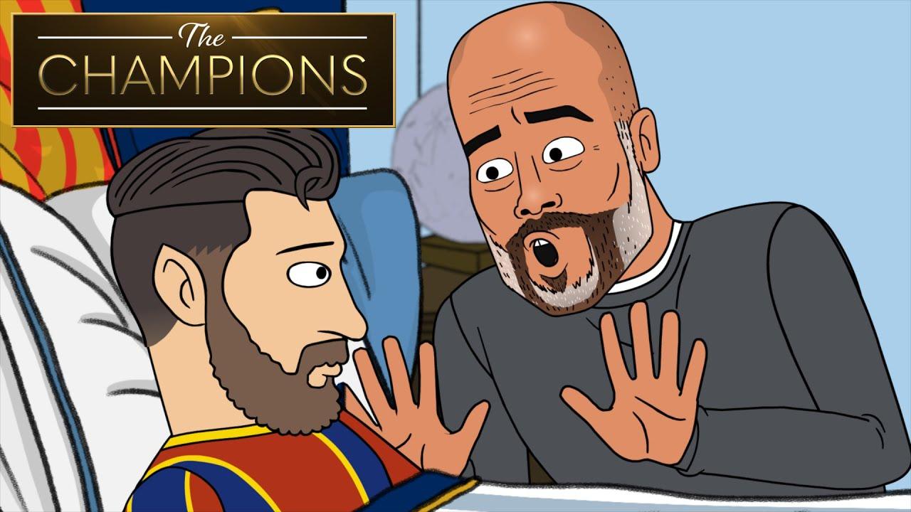 Download The Champions: Season 5, Episode 1