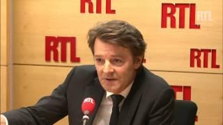 """François Baroin : """"Plus de 1.000 communes seront dans le rouge à la fin de l"""