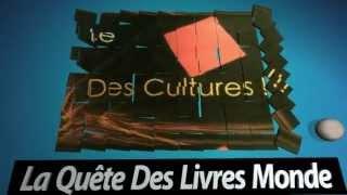 Le Carré Des Cultures - La Quête Des Livres Monde