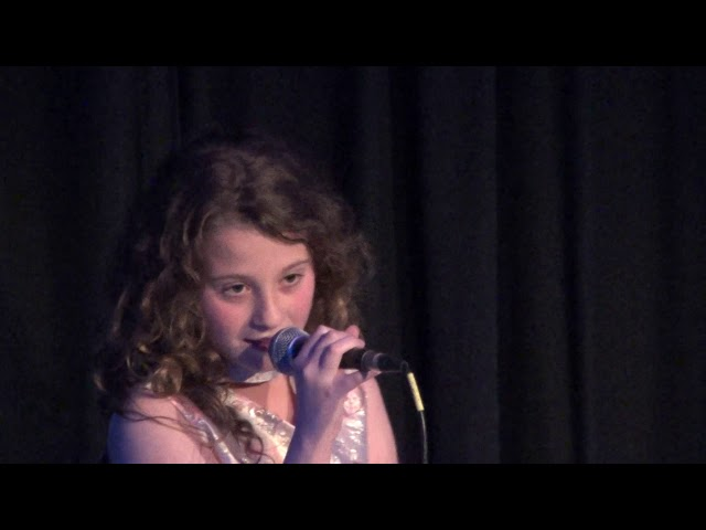 Carlotta Maristella Di Battista - Somewhere over the rainbow -SingOut singing and Performance School