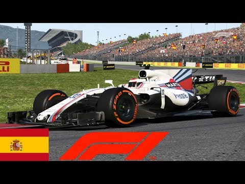 F1 2017: 2018 Emirates Spanish Grand Prix - Race