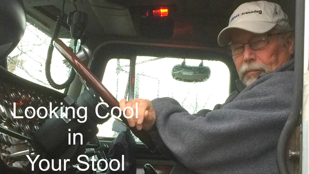 Why My Peterbilt Truck Seat is Low