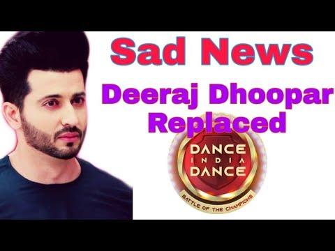 Dheeraj dhoopar replaced by Karan wahi in DiD | New host Karina Kapoors Dance India dance Mp3