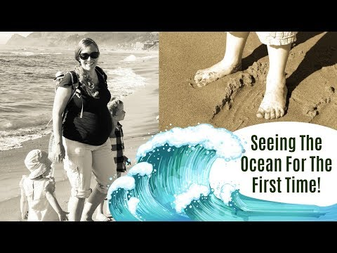 Seeing The Ocean For The First Time!   Oregon Coast Vacation VLOG   Part 2