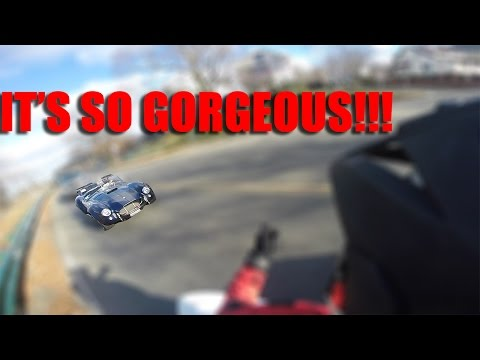 Beautiful Shelby Cobra | How To Break Your iPhone 6