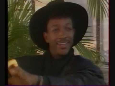 "James ""JT"" Taylor (K&TG) interviews from ""Decade"" 1987"
