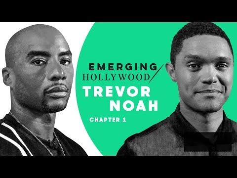 Charlamagne & Trevor Noah Ch1: Immigration, Politics & U.S. Media Influence | Emerging Hollywood