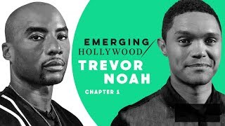 Charlamagne & Trevor Noah Ch1: Immigration, Politics & U.S. Media Influence | Emerging Hollywood