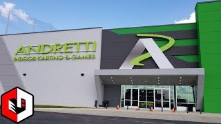Andretti Indoor Karting And Games San Antonio | Arcade Walk Through