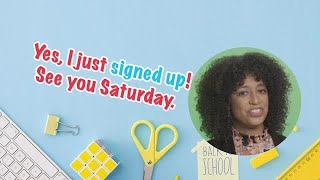 Everyday Grammar: Sign Up